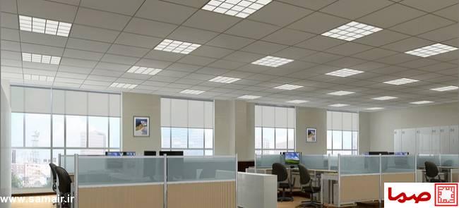 مزایای استفاده از سقف کاذب در ساختمان