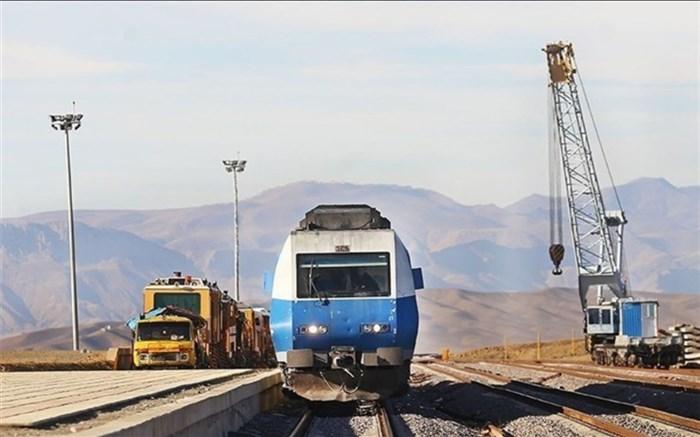 خط ریلی جنوب- تهران بازگشایی شد